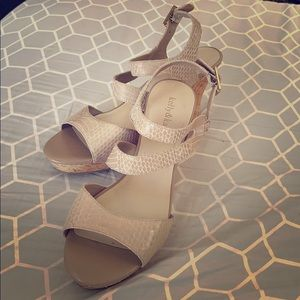 Wedges perfect for a night out!